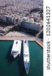 peiraias port  attica   greece  ...   Shutterstock . vector #1202641327