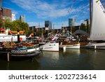 rotterdam  the netherlands  ...   Shutterstock . vector #1202723614