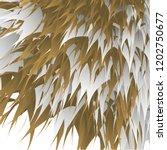 synthetic fur vector texture.... | Shutterstock .eps vector #1202750677