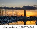 hartlepool  cleveland   england ... | Shutterstock . vector #1202784241