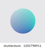 minimalistic geometric design.... | Shutterstock .eps vector #1202798911