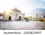 san juan de laguna  guatemala   ... | Shutterstock . vector #1202823907