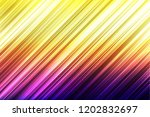 abstract violet and yellow... | Shutterstock .eps vector #1202832697