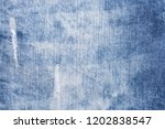 denim texture for background  | Shutterstock . vector #1202838547