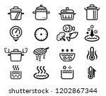 qualification of boiled or... | Shutterstock .eps vector #1202867344