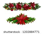 christmas elements for your... | Shutterstock .eps vector #1202884771