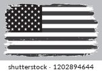 grunge flag of united states... | Shutterstock .eps vector #1202894644