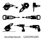Electric Tools   Set Of...