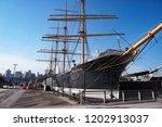 manhattan  new york city.... | Shutterstock . vector #1202913037