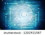 2d illustration safety concept  ...   Shutterstock . vector #1202921587