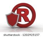 3d rendering business... | Shutterstock . vector #1202925157