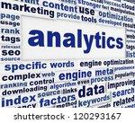 Analytics Technical Poster...