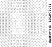 vector seamless pattern. modern ... | Shutterstock .eps vector #1202979061