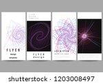 the minimalistic vector...   Shutterstock .eps vector #1203008497
