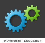 set service icons image of... | Shutterstock .eps vector #1203033814