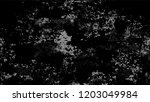 halftone grunge dotted rough... | Shutterstock .eps vector #1203049984