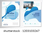 template vector design for... | Shutterstock .eps vector #1203103267