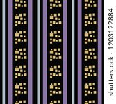 seamless striped background.... | Shutterstock .eps vector #1203122884