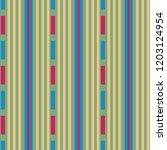 seamless striped background.... | Shutterstock .eps vector #1203124954