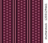 seamless striped background.... | Shutterstock .eps vector #1203129661