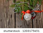 christmas song for the holiday | Shutterstock . vector #1203175651