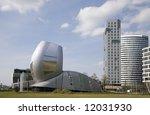 modern architecture | Shutterstock . vector #12031930