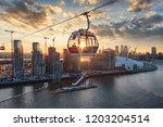 london  uk   october 10th 2018  ...   Shutterstock . vector #1203204514