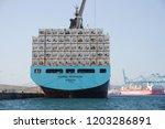 algeciras  spain   september 25....   Shutterstock . vector #1203286891