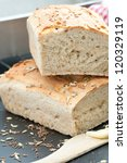 Small photo of Homemade Gluten Free Bread