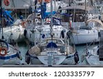 italy  sicily  mediterranean...   Shutterstock . vector #1203335797