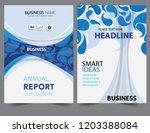 abstract swoosh wavy wave...   Shutterstock .eps vector #1203388084