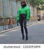 milan  italy  21 september 2018 ... | Shutterstock . vector #1203391894