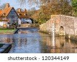 Kent Countryside Uk Autumn...
