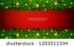 vector holiday illustration for ... | Shutterstock .eps vector #1203511534