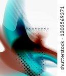 background abstract   liquid...   Shutterstock .eps vector #1203569371