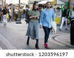 london  uk  september 14 2018 ...   Shutterstock . vector #1203596197