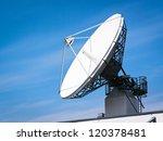 Satellite Dish Near Vienna