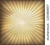 Retro Brown Sunburst Background....
