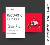 recurring deposit money app for ...