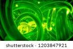 a psychological 3d illustration ...   Shutterstock . vector #1203847921