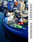 tel aviv jaffa   october 13 ... | Shutterstock . vector #1203942337