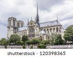 cathedral notre dame de paris...