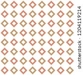 beige and tan diamond lattice... | Shutterstock .eps vector #1204119214