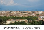 rome   italy   08 19 2018  the...   Shutterstock . vector #1204137091