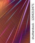 minimal cover design template.... | Shutterstock .eps vector #1204213471