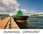poland  gdansk  port of gdansk....   Shutterstock . vector #1204213567