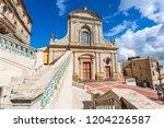 caltagirone  italy   september... | Shutterstock . vector #1204226587
