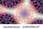 leaves abstract bokeh background | Shutterstock . vector #1204298137