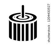 vector car motor filter... | Shutterstock .eps vector #1204433527