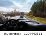 View Of The Highway From The...